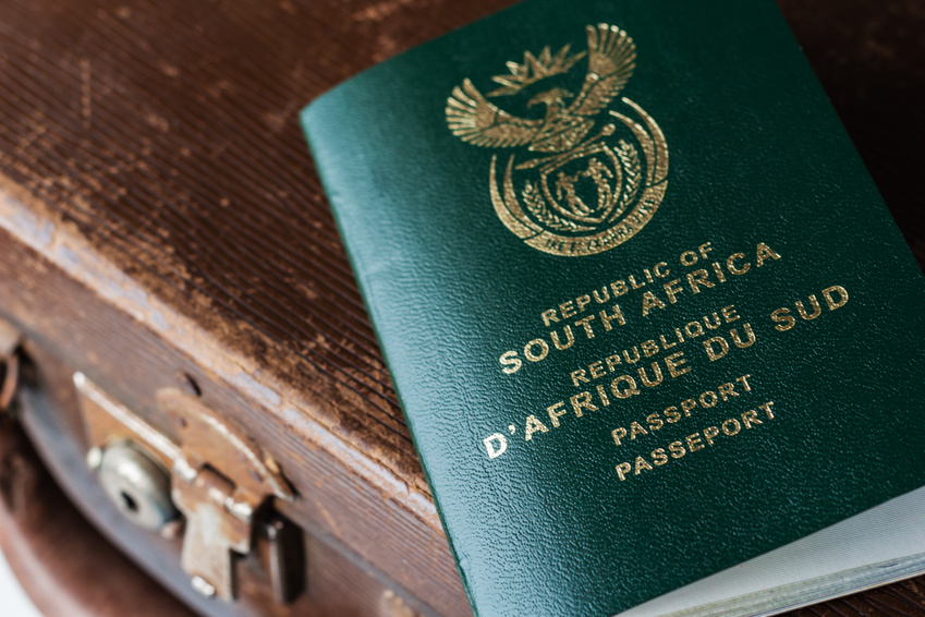 Visa free destinations for South Africans